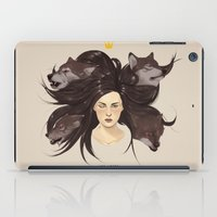 Los Lobos.  iPad Case
