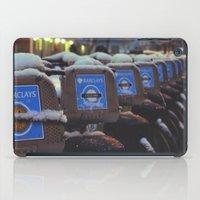 London Snow iPad Case