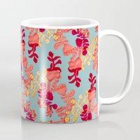 Floral Pattern Mug