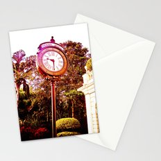 I want the hours and the days go fast as the speed of lightning! Stationery Cards