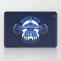 Mighty Blue Gym iPad Case