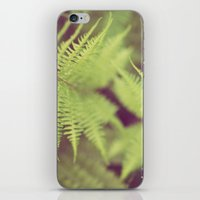Undergrowth iPhone & iPod Skin