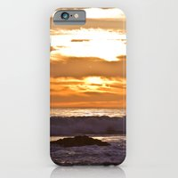iPhone & iPod Case featuring El Matador Sunset, 2011 by samvelasquez