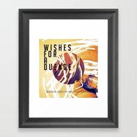 Wishes For A Duende Framed Art Print