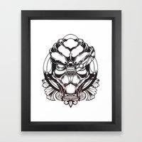 Mass Effect. Garrus Vaka… Framed Art Print