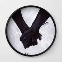 Untitled (dead Things 06… Wall Clock