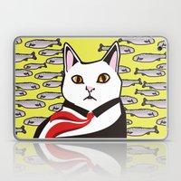 cat&fish Laptop & iPad Skin