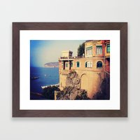Sorrento! Framed Art Print