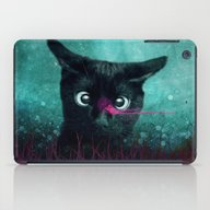 iPad Case featuring Curiosity by SensualPatterns