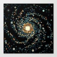 Pinwheel Galaxy M101 (8b… Canvas Print