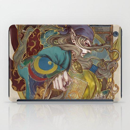 bakeneko iPad Case