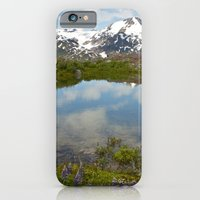 iPhone & iPod Case featuring Alpine Pond by Todd Langland