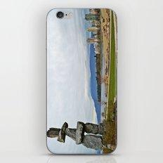english bay iPhone & iPod Skin