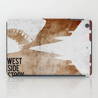 west side story iPad Case