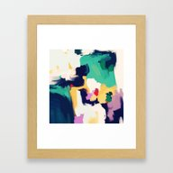 Caterina Framed Art Print