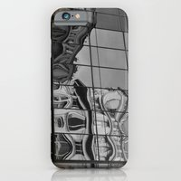 French Architecture iPhone 6 Slim Case