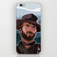 Eastwood iPhone & iPod Skin