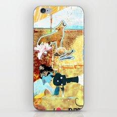 I HEART DESERT FILM iPhone & iPod Skin