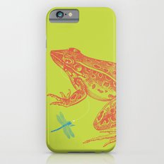 Frog vs. Dragonfly iPhone 6 Slim Case