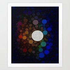 :: Step Into The Light  :: Art Print