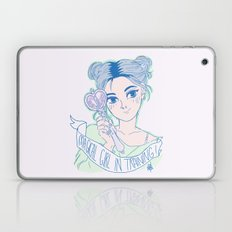 MAGICAL GIRL IN TRAINING Laptop & iPad Skin