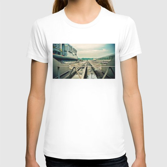 Train station T-shirt