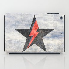 BlackStarMan (waiting in the sky) iPad Case