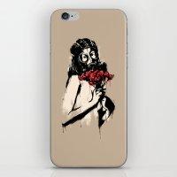 The last flower iPhone & iPod Skin