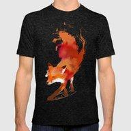T-shirt featuring Vulpes Vulpes by Robert Farkas