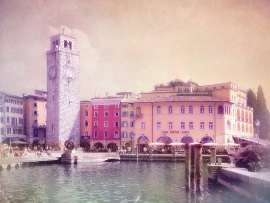 RIVA - Lake Garda - Italy Art Print