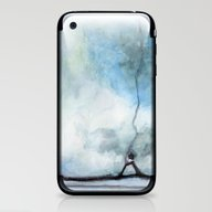 iPhone & iPod Skin featuring Second Chance by Jacqueline Maldonado
