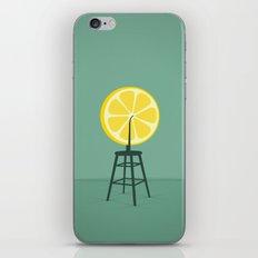 Lemon (Du)Champ iPhone & iPod Skin