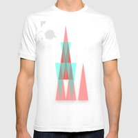 Tiefental1 Mens Fitted Tee White SMALL