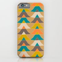 My Colourful Triangles iPhone 6 Slim Case