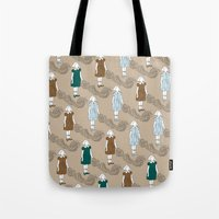 Little Beatrice Tote Bag