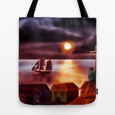A New World Tote Bag