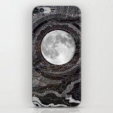 Moon Glow iPhone & iPod Skin