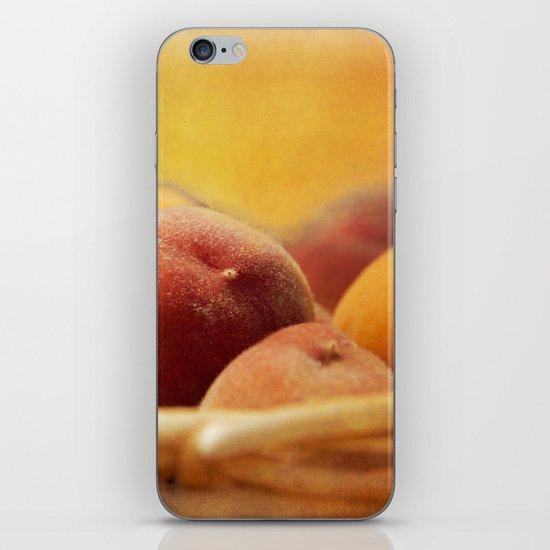 Fuzzy Peach iPhone & iPod Skin