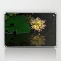 Lotus Bloom Laptop & iPad Skin