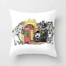 Call It What You Want Throw Pillow