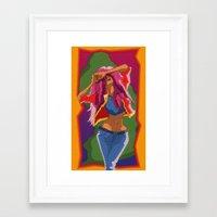 I, Preeminence Framed Art Print