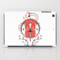 A Legend Of Blood iPad Case