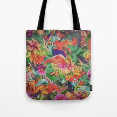 TROPICAL LOVE Tote Bag