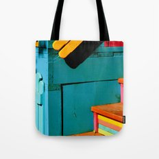 candy steps  Tote Bag