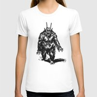 La Créature/The Creatur… Womens Fitted Tee White SMALL