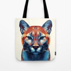 Puma -  Animal Tote Bag
