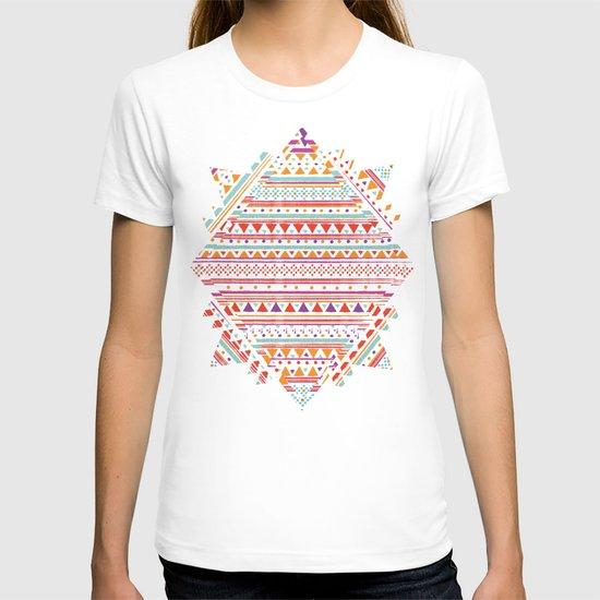 NATIVE BANDANA T-shirt