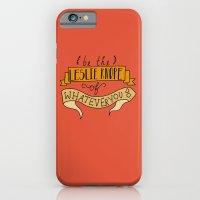 Leslie Knope iPhone 6 Slim Case