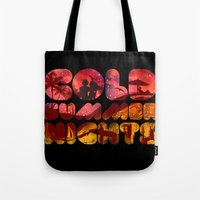 COLD SUMMER NIGHTS Tote Bag
