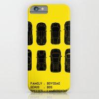 Lamborghini Family iPhone 6 Slim Case